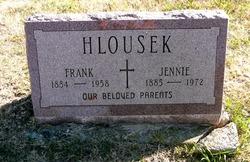 "Jenovieve ""Jennie"" <I>Bedner</I> Hlousek"