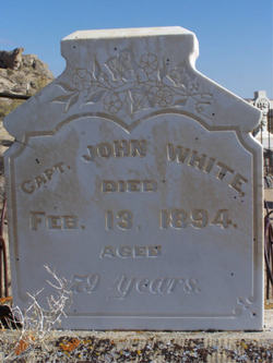 Capt John White