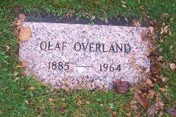Olaf Overland