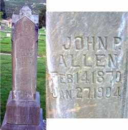John P Allen