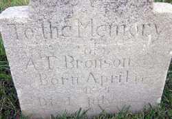 Alvin Tracy Bronson
