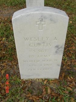 Wesley Arthur Curtis