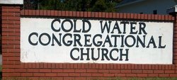 Cold Water Congregational Church Cemetery