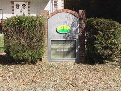 Buffalo Cove Baptist Church Cemetery