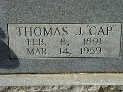 "Thomas J ""Cap"" Price"