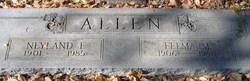 Neyland F. Allen