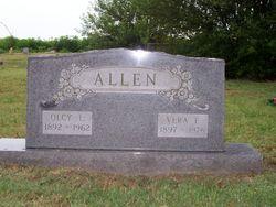 Olcy Levi Allen