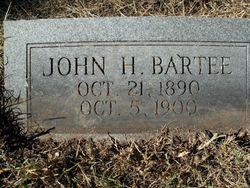 John H Bartee