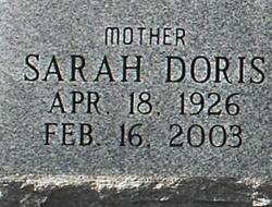 Sarah Doris Puckette