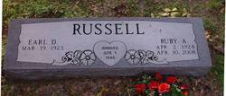 Ruby Audine <I>Terral</I> Russell