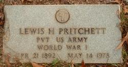 Lewis Herbert Pritchett