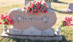 Archie Lee Thompson