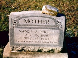 Nancy A <I>Tuggle</I> Perdue
