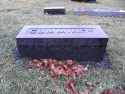 Mary <I>Cunningham</I> Cummings