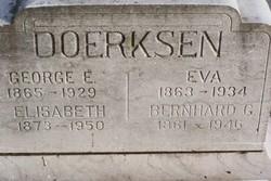 Eva <I>Siemens</I> Doerksen