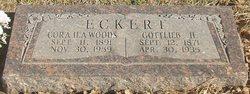 Gottlieb H Eckert