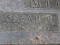 Sarah C <I>Patterson</I> Mitchell