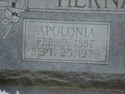 Apolonia Hernandez
