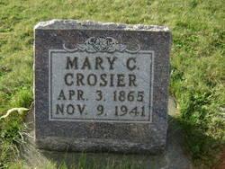 Mary Catherine <I>Folsom</I> Crosier