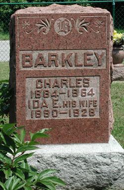 Ida Eleanor <I>Weddle</I> Barkley