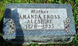 Amanda <I>Cross</I> Aleshire