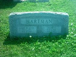 "Elizabeth M. ""Lizzie"" <I>Fetter</I> Hartman"
