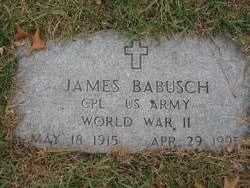 James G. Babusch