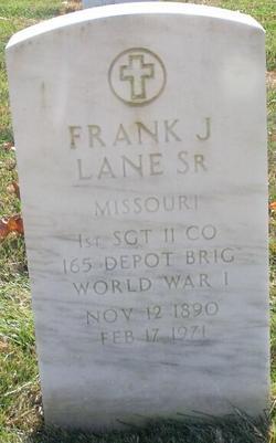 Frank Jackson Lane, Sr