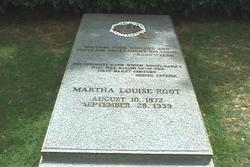 "Martha Louise ""Mattie"" Root"