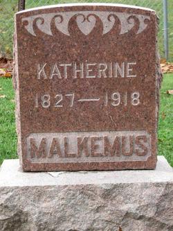 Katherine Reis Malkemus (1827-1918) - Find A...