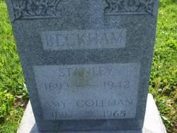 Amy <I>Coleman</I> Beckham
