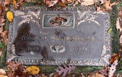 John L Campbell, Sr