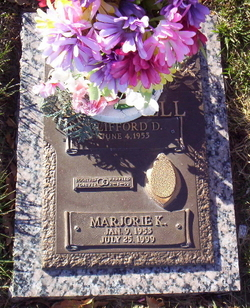Marjorie K. <I>Mast</I> Bordwell