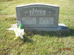 Willis 'Pete' Emily