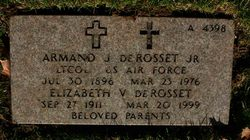 LTC Armand J Derosset, Jr