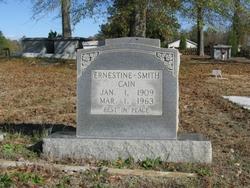 Ernestine <I>Smith</I> Cain