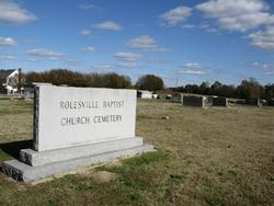 Rolesville Baptist Church Cemetery