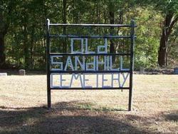Old Sandhill Cemetery