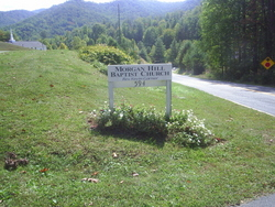 Morgan Hill Baptist Church Cemetery