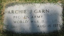 Archie Joseph Garn