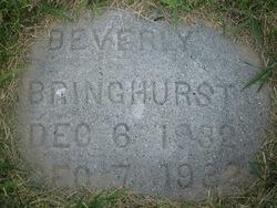 Beverly Bringhurst