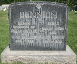 Susan Marian <I>Winters</I> Bennion