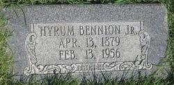 Hyrum Bennion, Jr