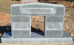 Nell Ella <I>Green</I> Underwood