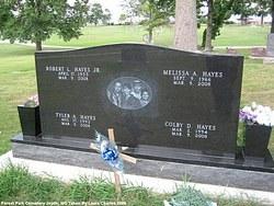 Melissa <I>Perryman</I> Hayes