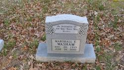 Marshall Edsel Washam