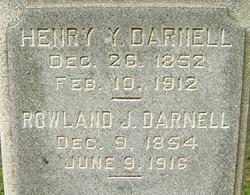 Henry Y Darnell