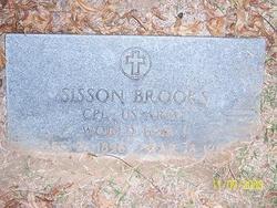 Sisson Brooks