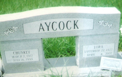 Chunkey Aycock