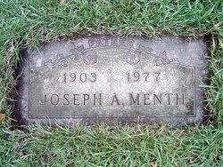 Joseph Alphonse Menth, Jr